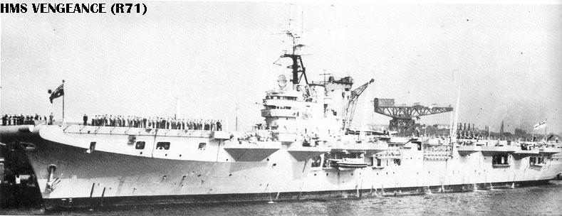 Historique des porte-avions australiens R71-2