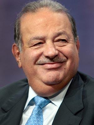 Amancio Ortega ya supera a Warren Buffett en la lista de los más ricos del planeta Carlos-slim-helu