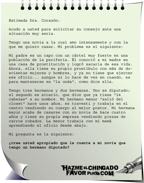 El Dilema Carta_corazon