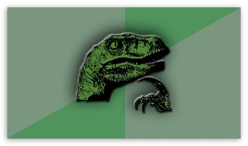 Life and Death Taboos - Page 2 Philosoraptor-t2