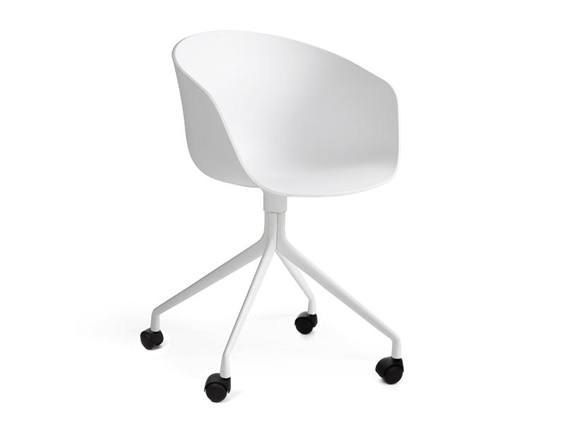 *Tessychou* [Double Bureau] Hay-fauteuil-bureau-AAC-blanc