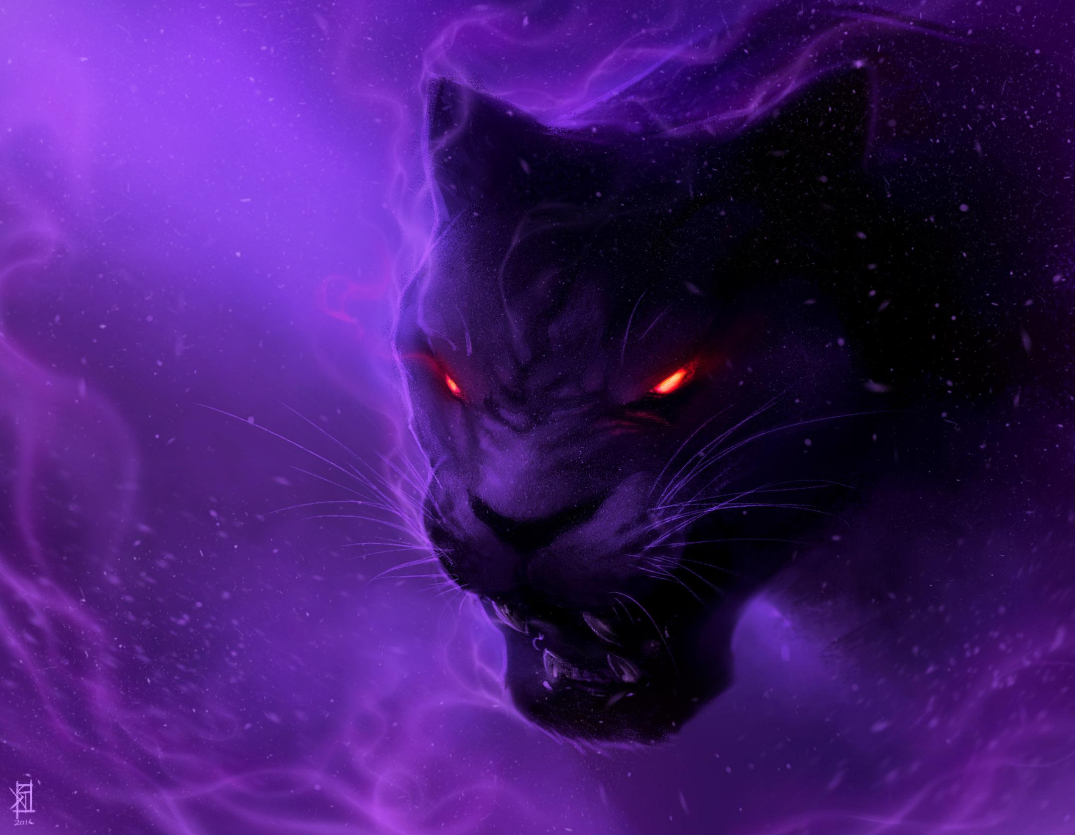 [MOD FICHA] Ban - Página 6 Black-panther-digital-art-illustration-2v