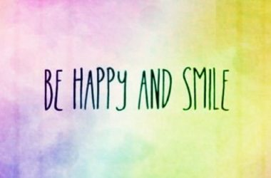 'Spontaneous Happiness', 10 Ways To A Happier Life Be-Happy-And-Smile-380x250