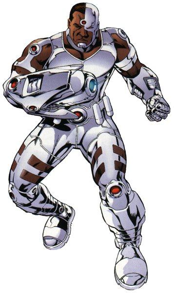 Part 14 / 11 Cyborg-gj-761855