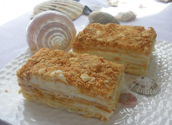 Торты и десерты - Страница 5 Napoleon