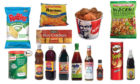 The effects of artificial foods and flavorings Ribofoods450