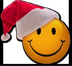 JOYEUX NOEL ! Smiley_Noel