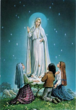 Niam Mab Liab Tshwm Sim nyob Fatima Fatima-message-nm