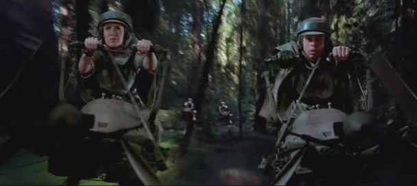 Speeder Bike Speeders1
