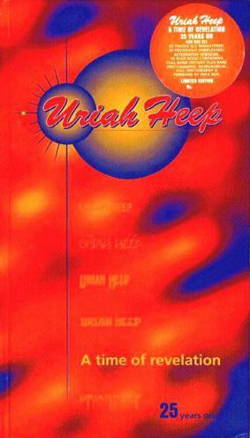 Justicia con Uriah Heep!! - Página 2 Timeofre