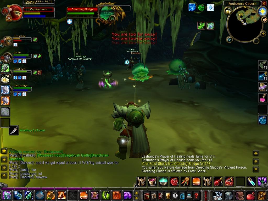 WOW: Mundo de Warcraft version 2.4.3 Wow