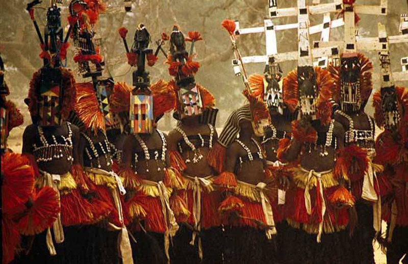 The Amazing History of the Dogon Tribe: Aryan Aliens in Ancient Africa Dogonkanaga_orig