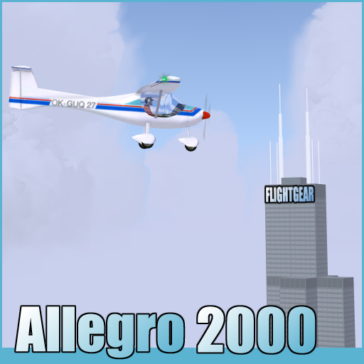 Tecnam-P92-Echo Allegro-splash