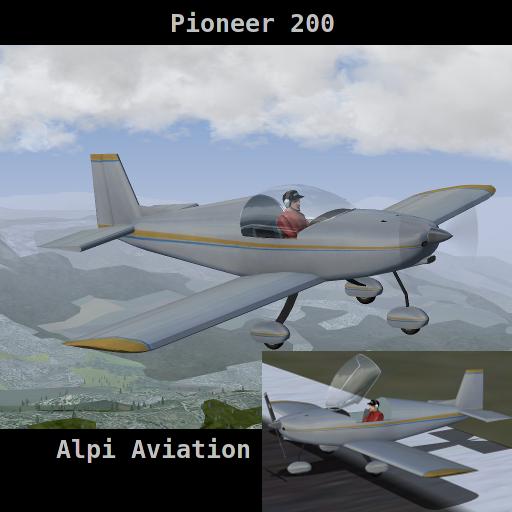 Tecnam-P92-Echo Pioneer200-splash