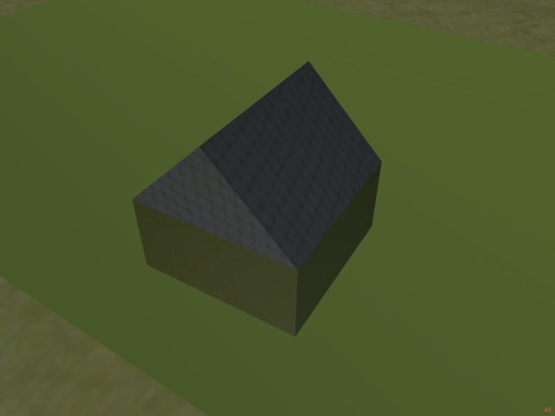 Modélisation d'un bâtiment Maters2