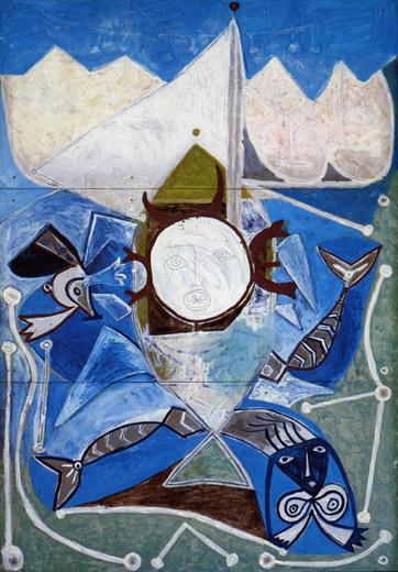 Sirènes ou baleines Ulysse-4