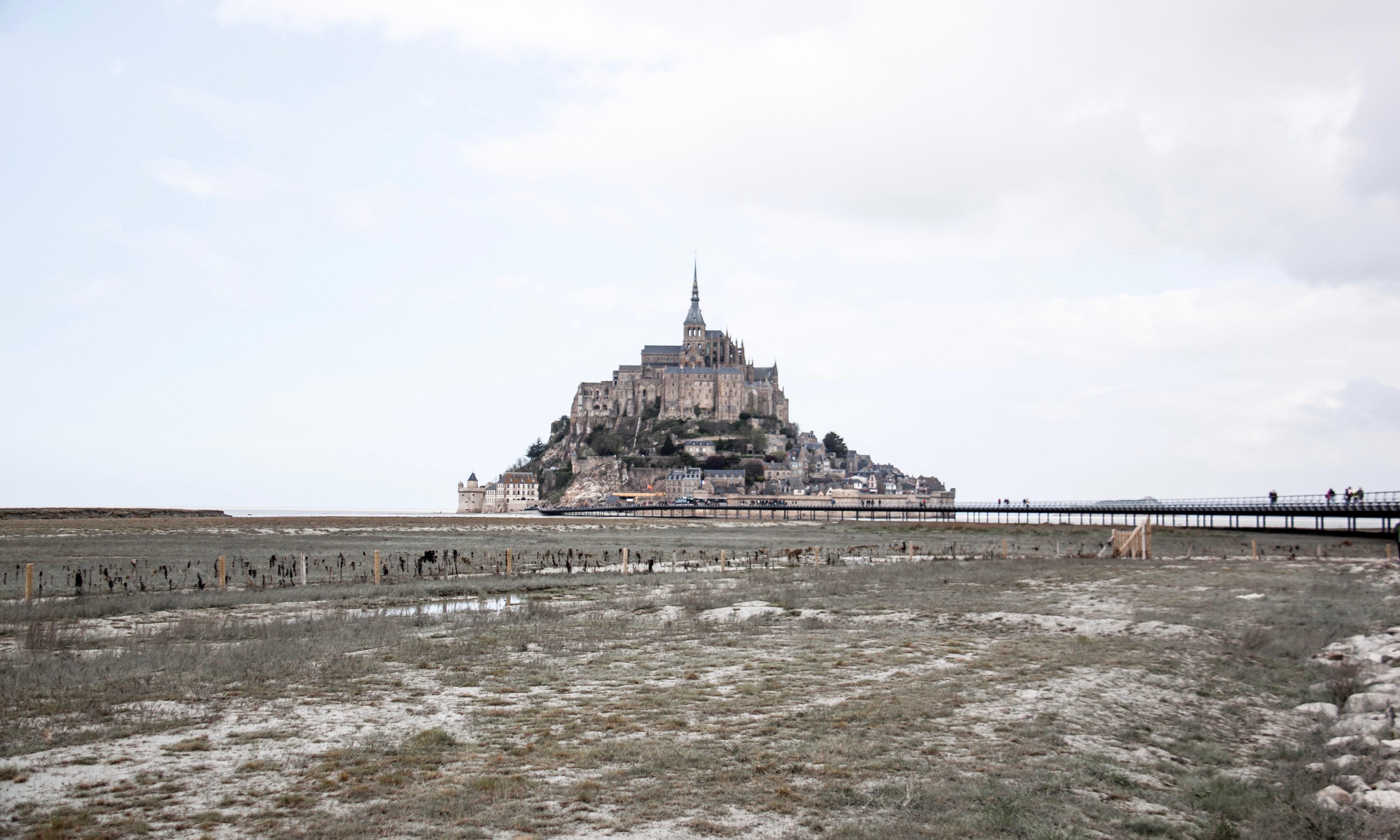 Le Mont Saint Michel... - Page 2 Mont-saint-michel-view
