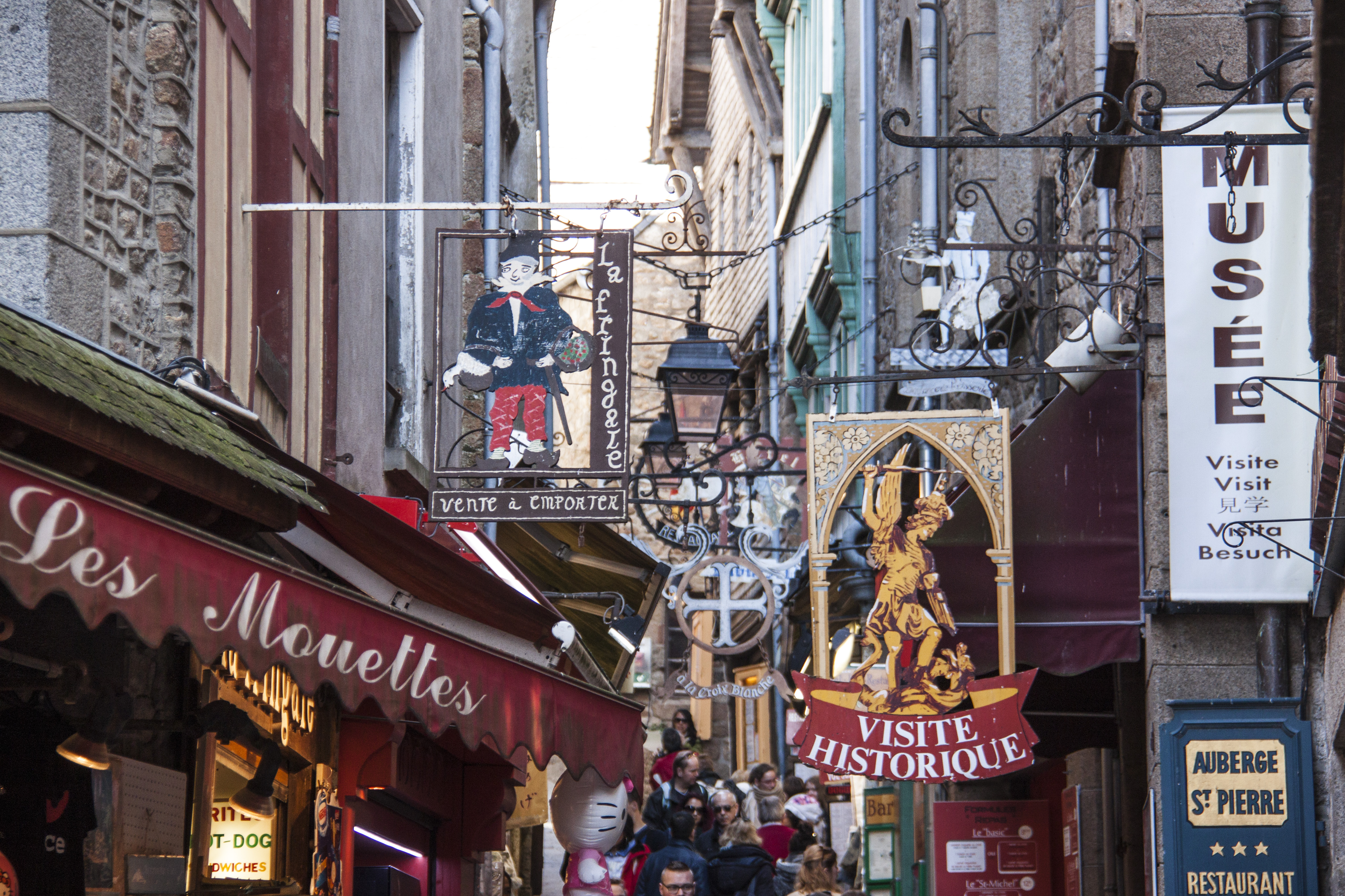 Le Mont Saint Michel... - Page 2 Mont-st-michel