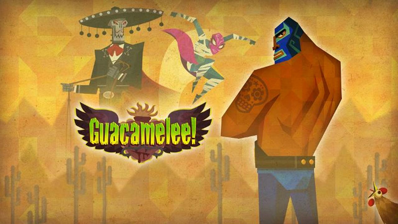 Guacamelee : Aïe, Pépito ! Guac