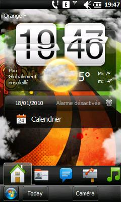 Rom i900 Player Addict OCMAN V3 du 18/01/2010 (21889/28205) ScreenShot1