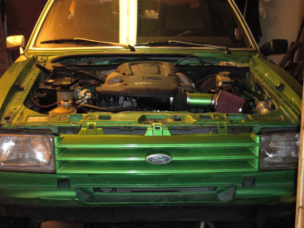 Tobbe H - Granada 4.0 24v Cosworth- UTE PÅ GATAN - Sida 4 Granadan