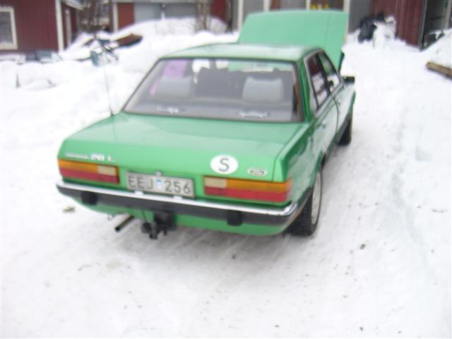 Tobbe H - Granada 4.0 24v Cosworth- UTE PÅ GATAN - Sida 4 Granny4