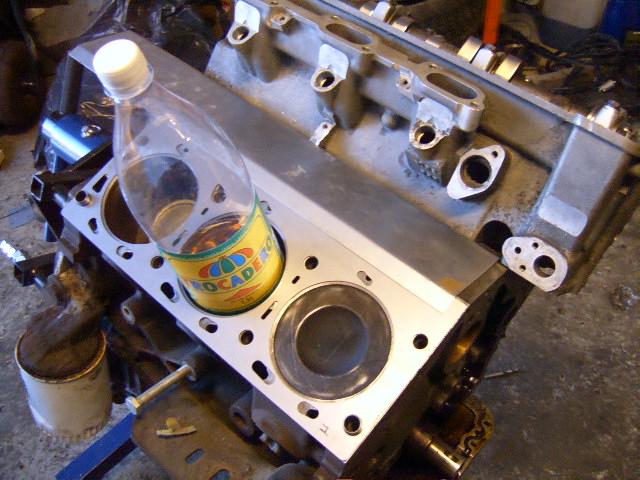 Tobbe H - Granada 4.0 24v Cosworth- UTE PÅ GATAN 22