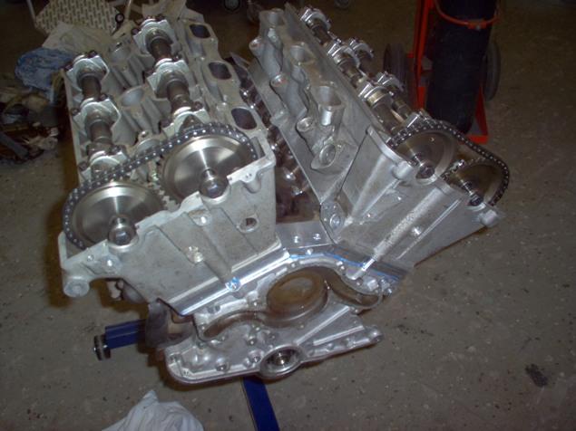 Tobbe H - Granada 4.0 24v Cosworth- UTE PÅ GATAN 7