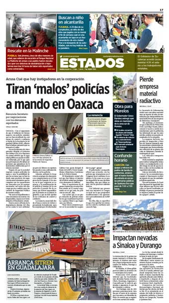 Policías de Oaxaca REST20150204-017