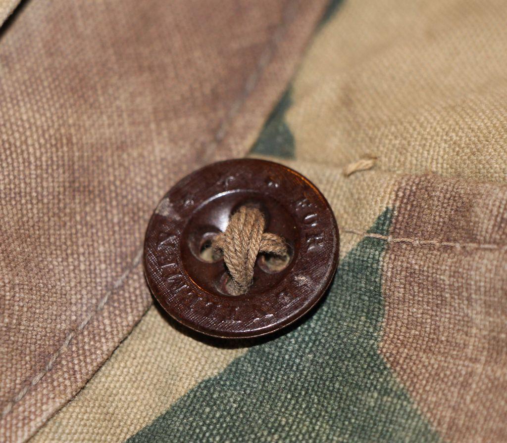 Bulgarian Post War Camouflage Coveralls Bulgarian_button_2