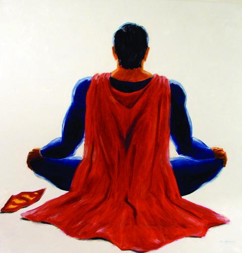 Akryptopolis sur mer (pv Justice league) Superman