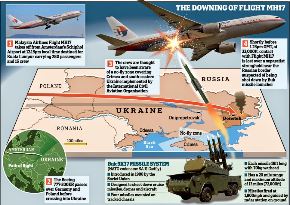 "Farsa accidentului ""Malaysian Airlines MH17""- Article--702499"