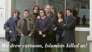 OPINII : (Atentatul de la redactia Charles Hebdo - Paris ) Nu Islamul e de vină pentru atentatul din Franța, ci prostia. Islamists