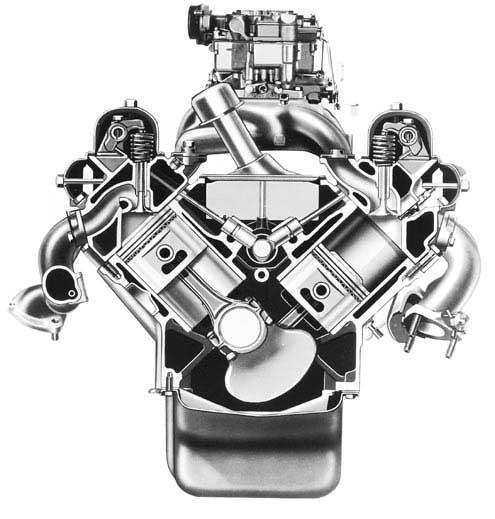 Huvitavaid mootorivariante Nailhead