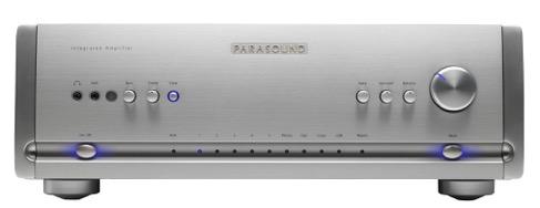 Halo: El primer integrado de Parasound Hint_silver_front