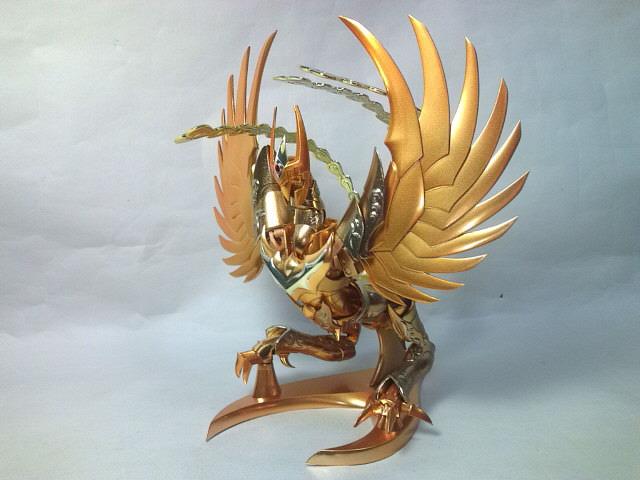 Vos impressions sur le Phoenix God Cloth 07