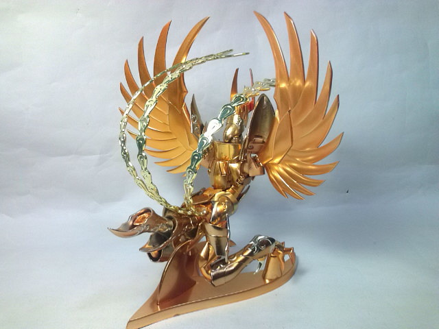 Vos impressions sur le Phoenix God Cloth 08