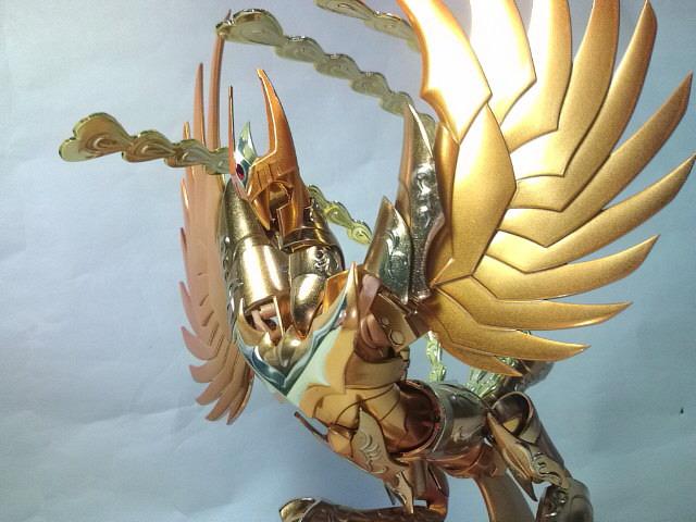 Vos impressions sur le Phoenix God Cloth 09
