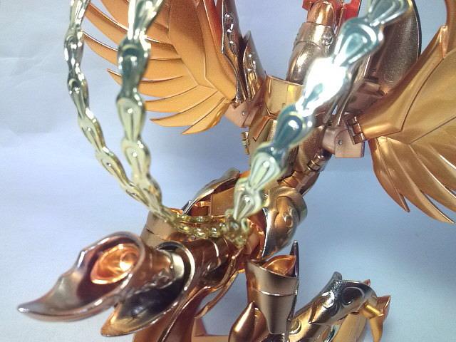 Vos impressions sur le Phoenix God Cloth 10