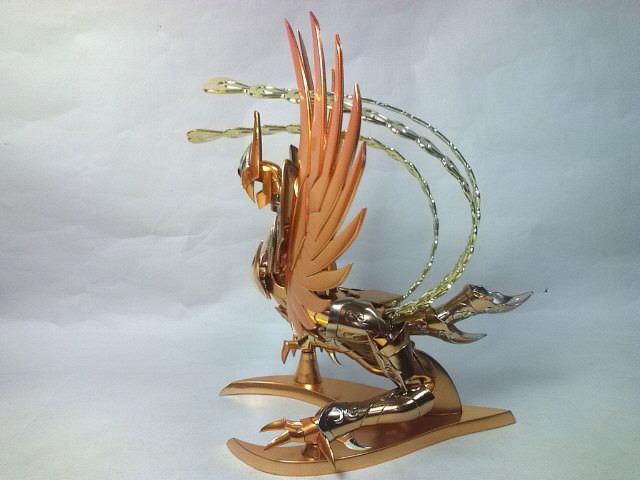 Vos impressions sur le Phoenix God Cloth 11