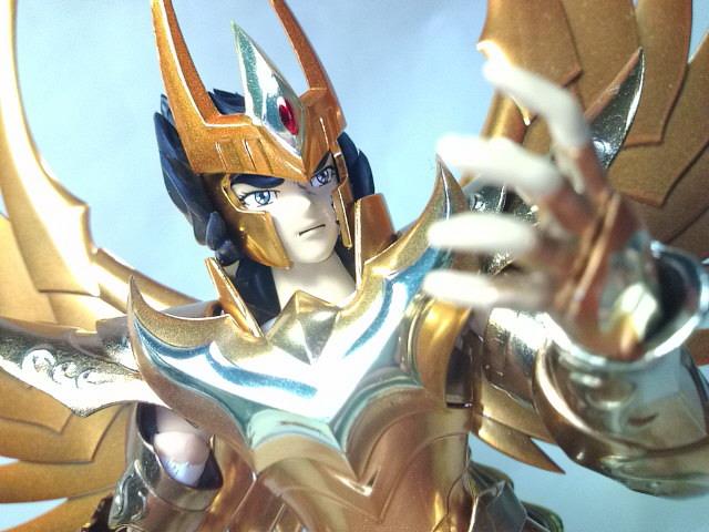 Vos impressions sur le Phoenix God Cloth Photo_3