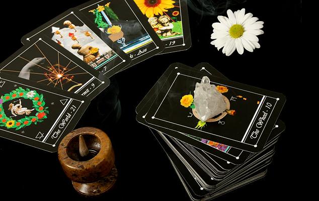 Ритуал на исполнение желания с чёрной и белой свечами Taro-rasklad
