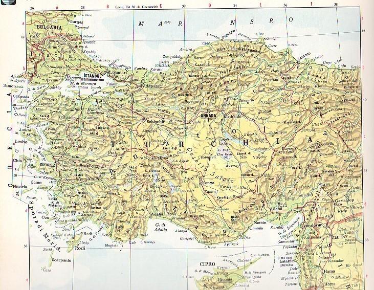 E' possibile che nelle prossime ore venga attaccata la Siria - Pagina 3 Turchia