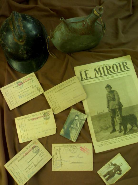 Armistice de la Grande Guerre , petit hommage  28042010566