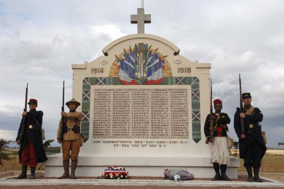 Armistice de la Grande Guerre , petit hommage  FC56369