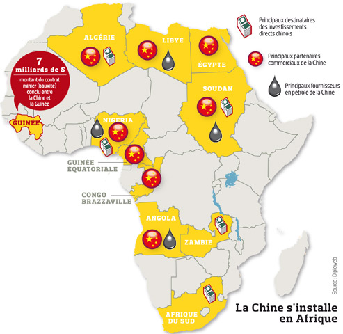 Le Mali en miettes. À qui le tour? China-in-africa-map4