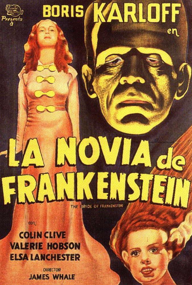 Señoras estupendas. Madurez sexy - Página 19 La-novia-de-Frankenstein