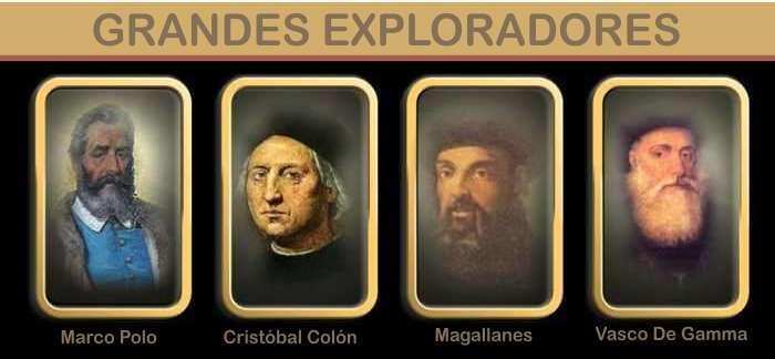 Exploradores, aventureros, viajeros... Exploradores2