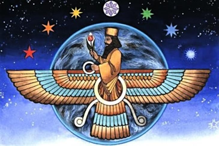 Пять исчезнувших религий Zoroastrizm-zoroastrism