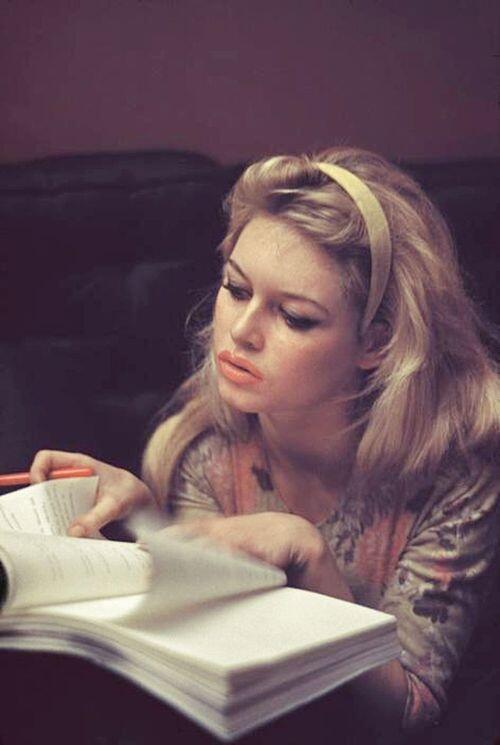 Brigitte Bardot 672935430518669313